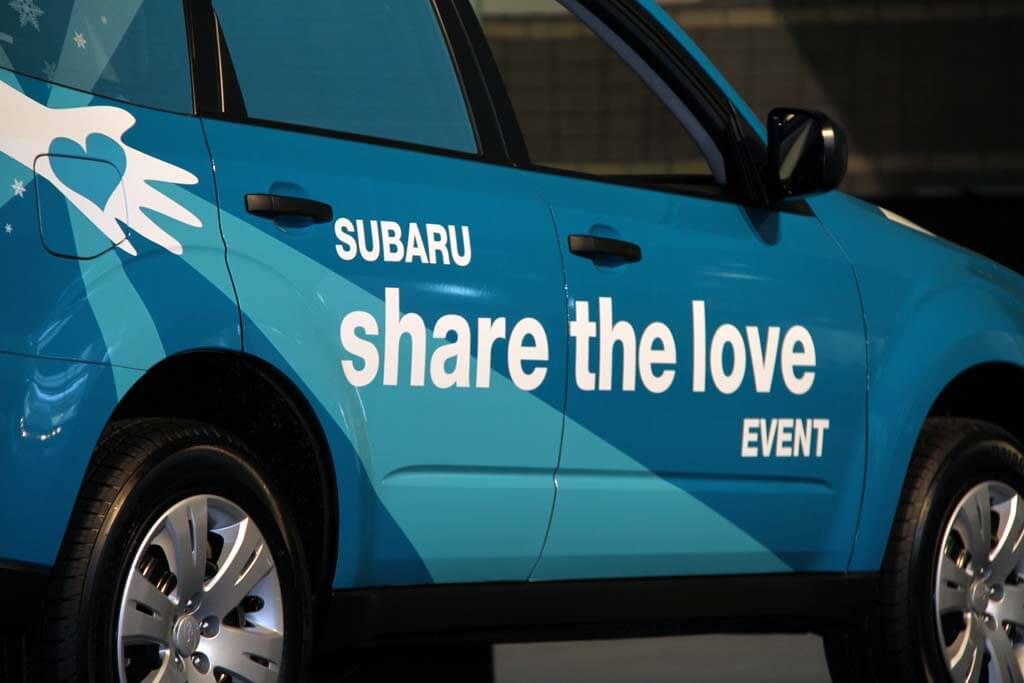 Five Subaru Brand Tenets >> Subaru: A Brand Story Built From Love - Allegory Studios