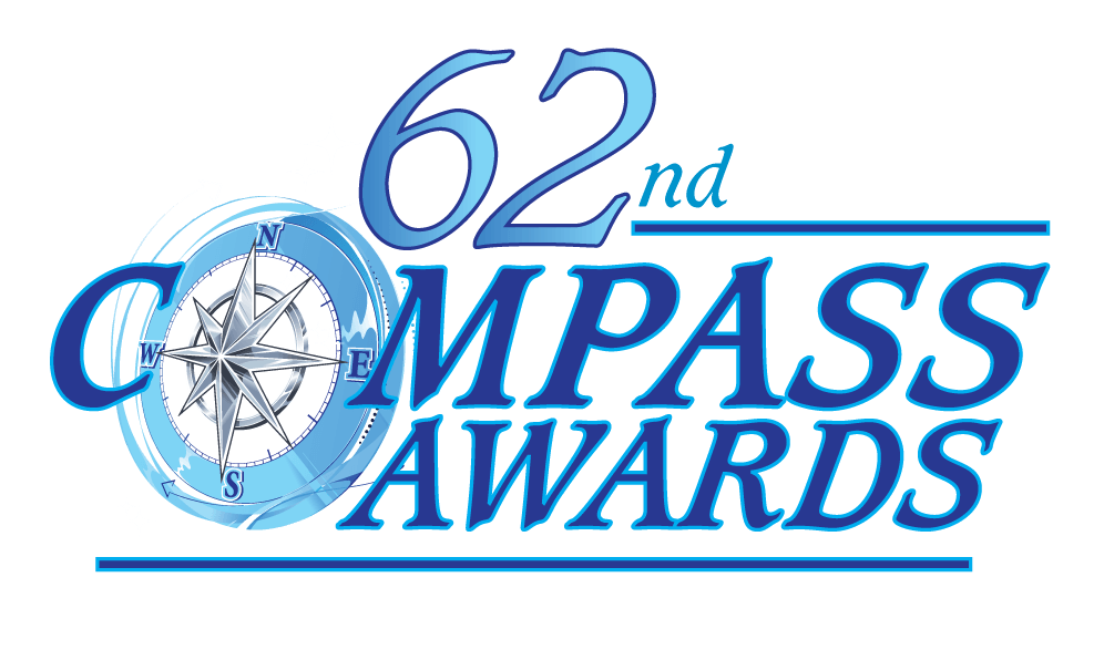 62nd Compass Awards Logo