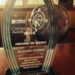 Allegory Studios TMSA Compass Award